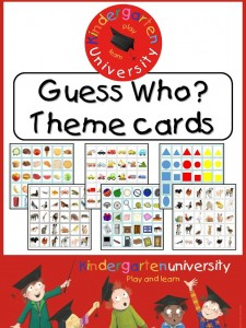 Dynamite image inside guess who cards printable