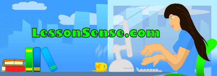 LessonSense.com